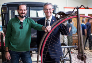Eroica - Two Mayors and a bicycle
