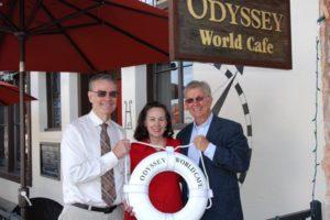 Pool fundraiser - Odyssey sponsor